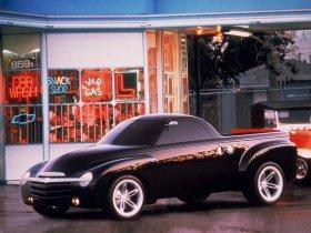 Ver foto 6 de Chevrolet SSR Concept 2000