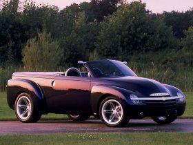 Ver foto 5 de Chevrolet SSR Concept 2000