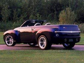 Ver foto 3 de Chevrolet SSR Concept 2000