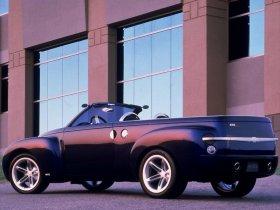 Ver foto 2 de Chevrolet SSR Concept 2000