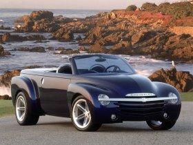 Ver foto 1 de Chevrolet SSR Concept 2000