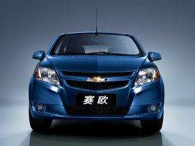Ver foto 7 de Chevrolet Sail Sedan 2011