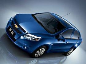 Ver foto 3 de Chevrolet Sail Sedan 2011