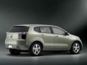 Ver foto 3 de Chevrolet Sequel Concept 2006