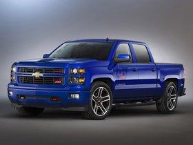 Fotos de Chevrolet Signature Silverado by Brad Paisley 2013
