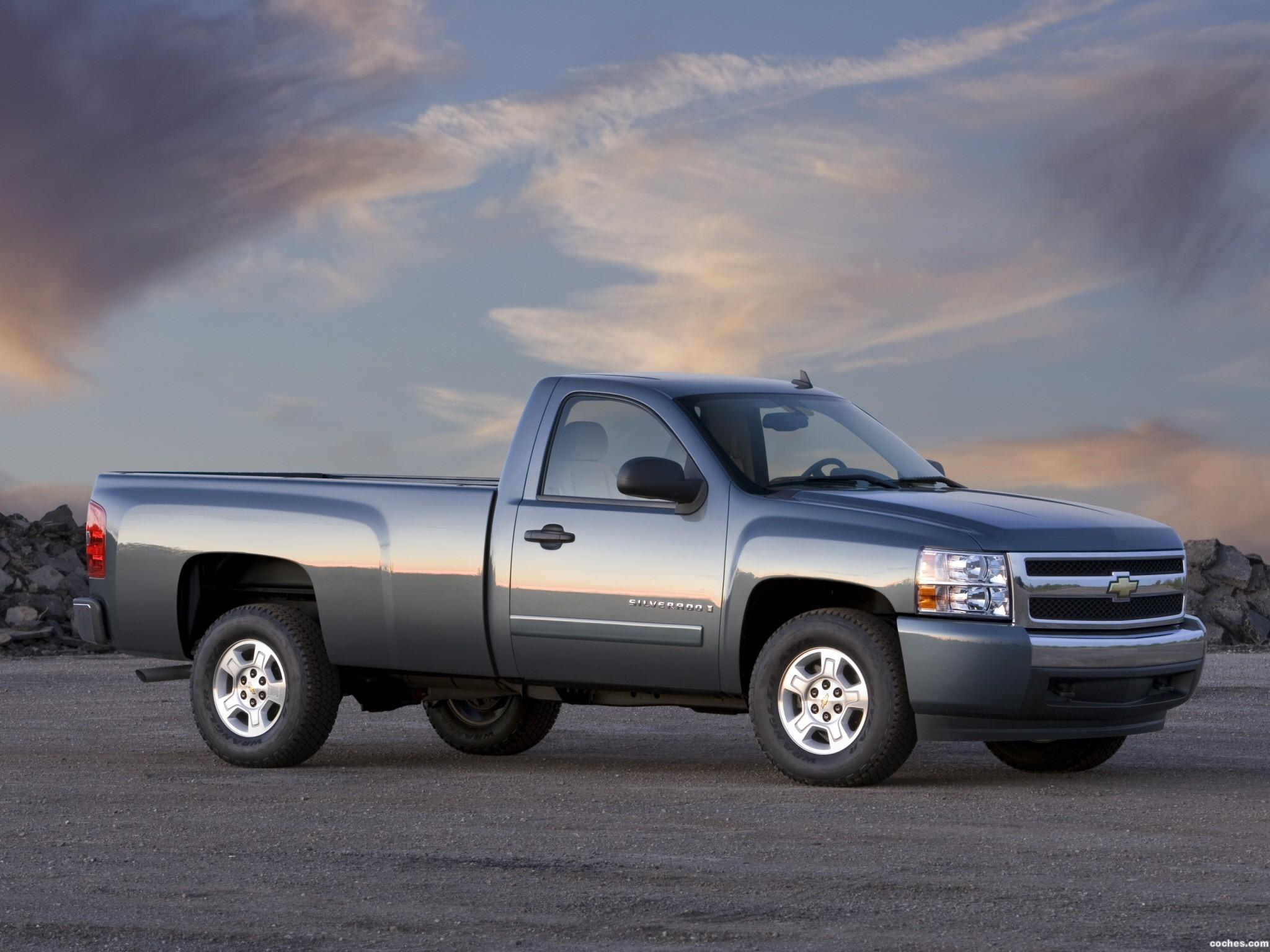 Foto 0 de Chevrolet Silverado 2007