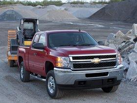 Ver foto 18 de Chevrolet Silverado 2500 HD 2010