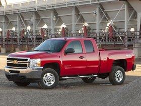 Ver foto 15 de Chevrolet Silverado 2500 HD 2010