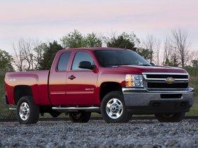 Ver foto 12 de Chevrolet Silverado 2500 HD 2010