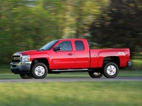 Ver foto 21 de Chevrolet Silverado 2500 HD 2010