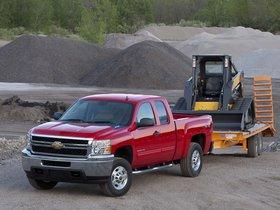 Ver foto 19 de Chevrolet Silverado 2500 HD 2010