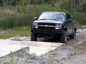 Ver foto 3 de Chevrolet Silverado 2500 HD CrewCab EnhancedMobility Package 2004