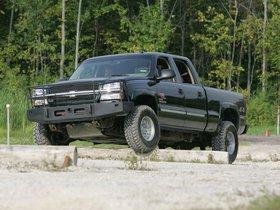 Fotos de Chevrolet Silverado 2500 HD CrewCab EnhancedMobility Package 2004