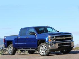 Ver foto 6 de Chevrolet Silverado 2500 HD Crew Cab 2014