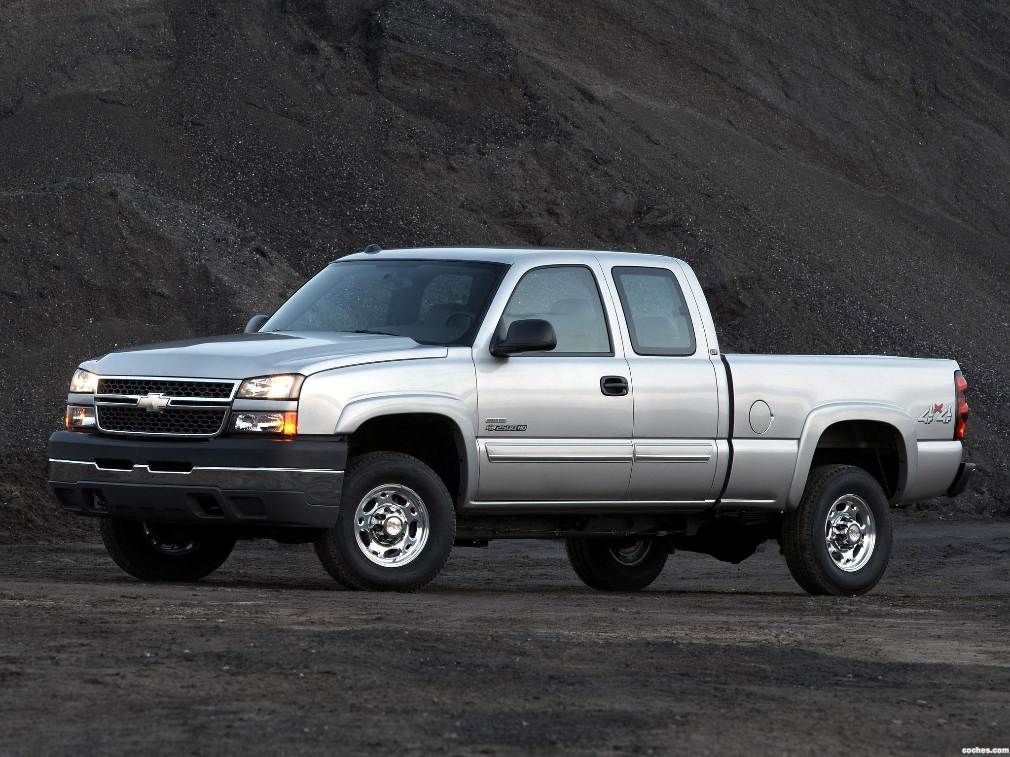 Foto 0 de Chevrolet Silverado 2500 HD Extended Cab 2002