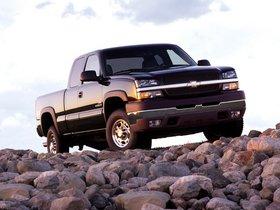 Ver foto 4 de Chevrolet Silverado 2500 HD Extended Cab 2002