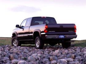 Ver foto 3 de Chevrolet Silverado 2500 HD Extended Cab 2002