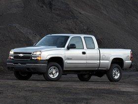 Fotos de Chevrolet Silverado 2500 HD Extended Cab 2002