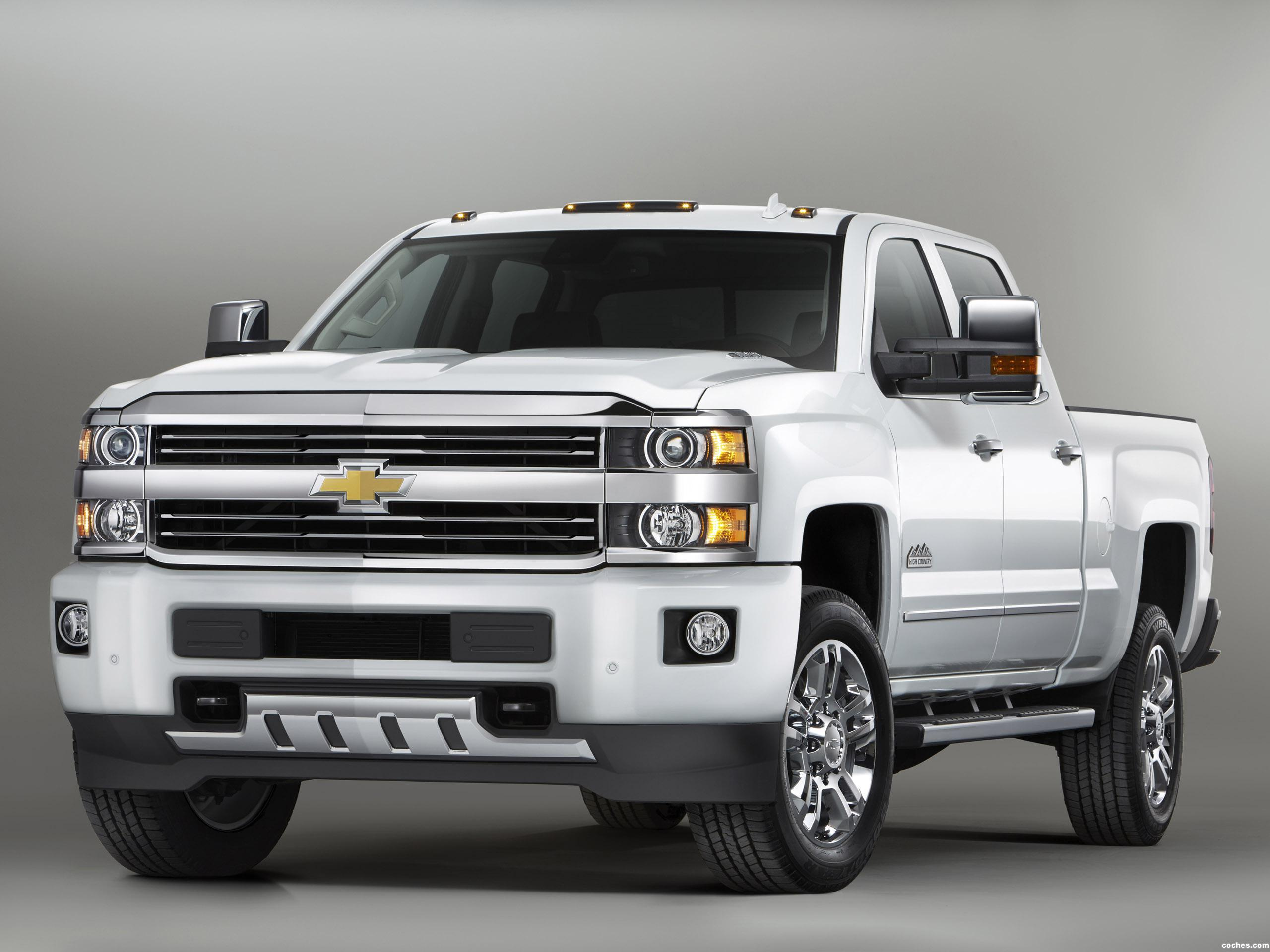 Foto 0 de Chevrolet Silverado 2500 HD High Country Crew Cab 2014