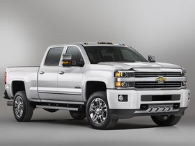 Ver foto 3 de Chevrolet Silverado 2500 HD High Country Crew Cab 2014