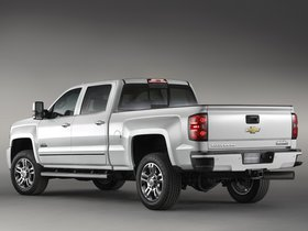Ver foto 2 de Chevrolet Silverado 2500 HD High Country Crew Cab 2014