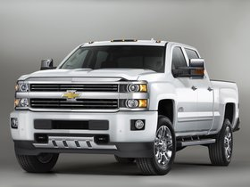 Ver foto 1 de Chevrolet Silverado 2500 HD High Country Crew Cab 2014