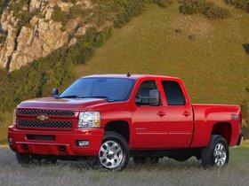 Ver foto 4 de Chevrolet Silverado 2500 HD LTZ Crew Cab 2011