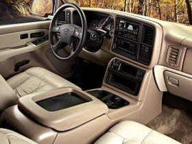 Ver foto 8 de Chevrolet Silverado 3500 Extended Cab 2002