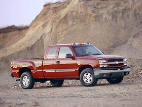 Ver foto 6 de Chevrolet Silverado 3500 Extended Cab 2002