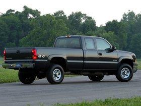 Ver foto 3 de Chevrolet Silverado 3500 Extended Cab 2002