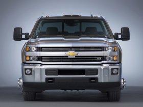 Fotos de Chevrolet Silverado 3500 HD Crew Cab 2014