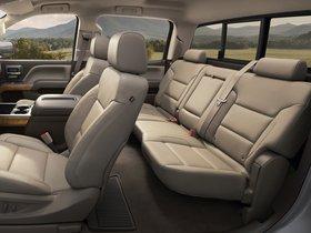 Ver foto 12 de Chevrolet Silverado 3500 HD Crew Cab 2002
