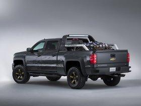 Ver foto 2 de Chevrolet Silverado Black Ops Concept 2013