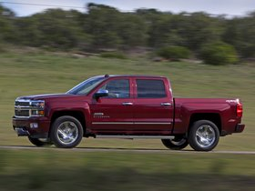 Ver foto 4 de Chevrolet Silverado High Country 2013