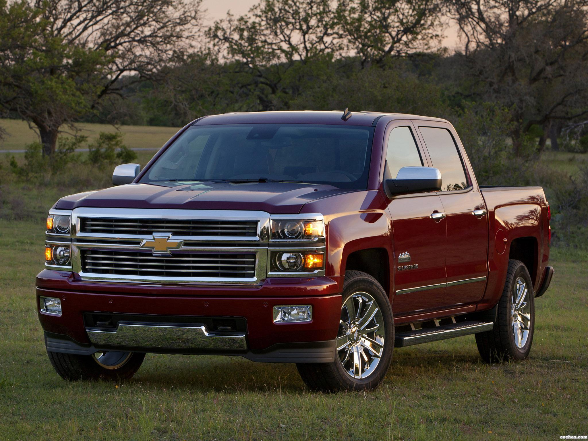 Foto 7 de Chevrolet Silverado High Country Crew Cab 2013