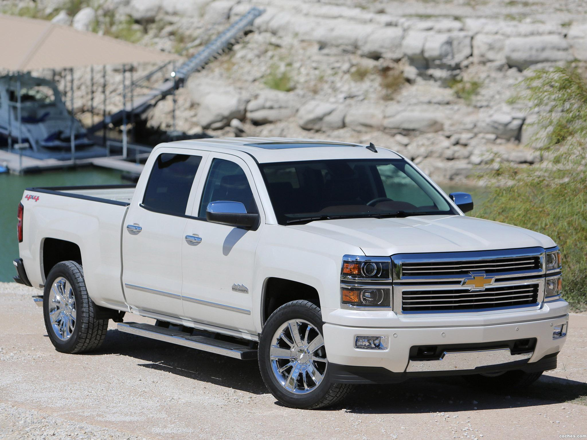 Foto 5 de Chevrolet Silverado High Country Crew Cab 2013