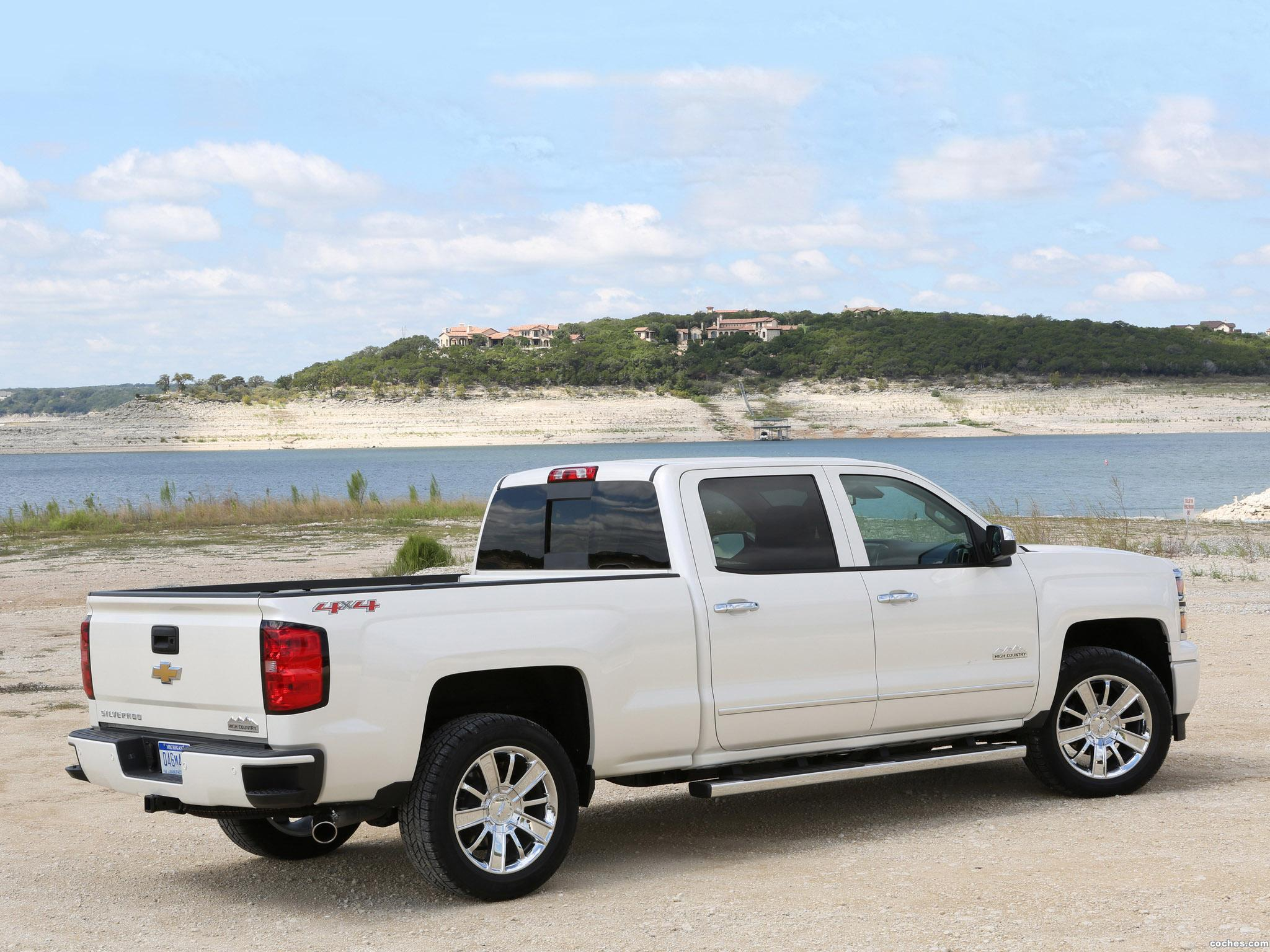 Foto 4 de Chevrolet Silverado High Country Crew Cab 2013
