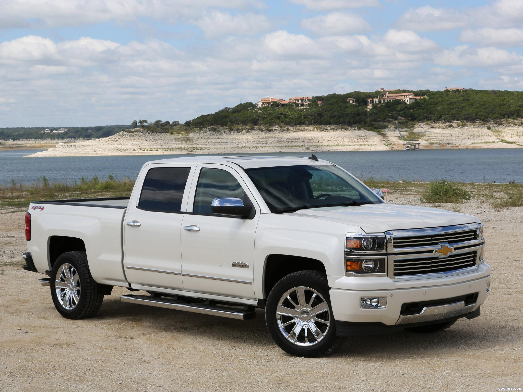 Foto 3 de Chevrolet Silverado High Country Crew Cab 2013