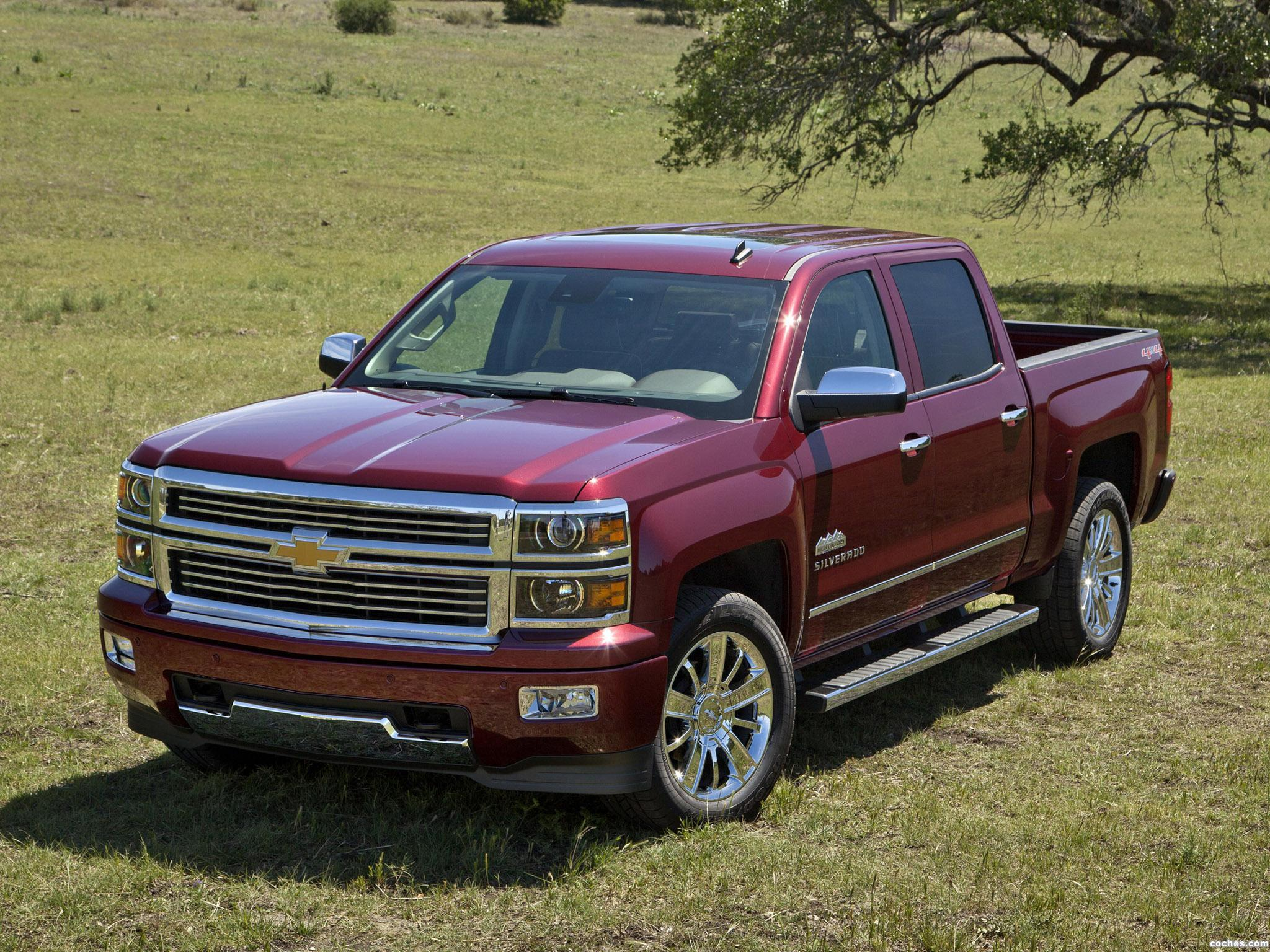 Foto 13 de Chevrolet Silverado High Country Crew Cab 2013