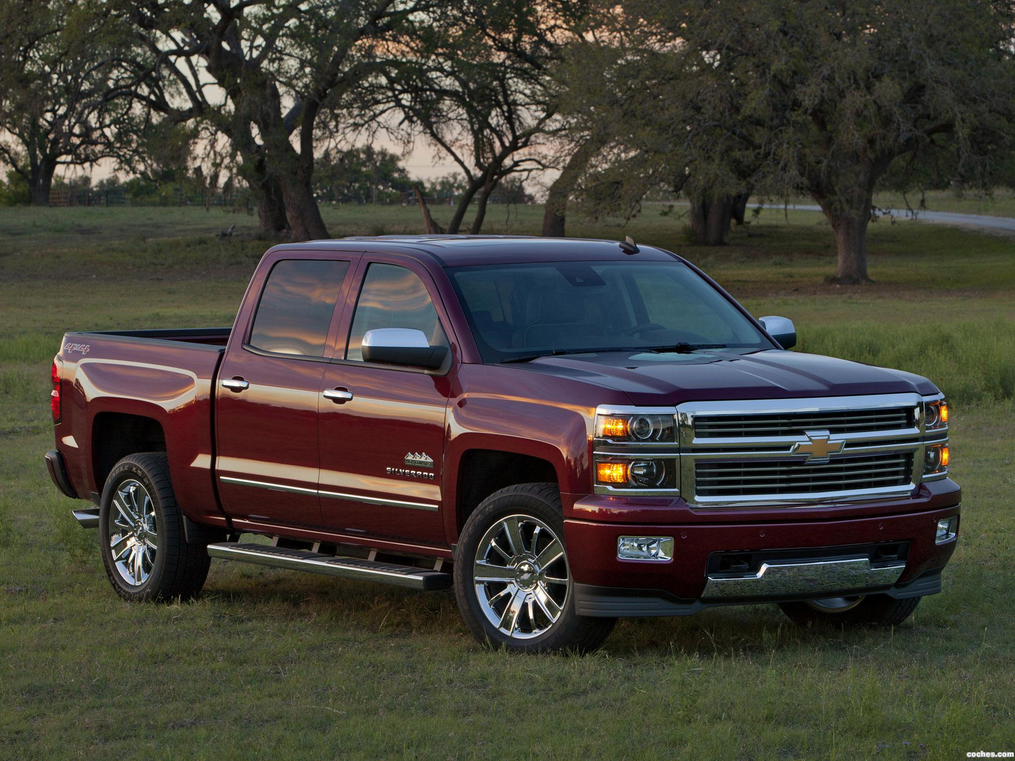 Foto 11 de Chevrolet Silverado High Country Crew Cab 2013