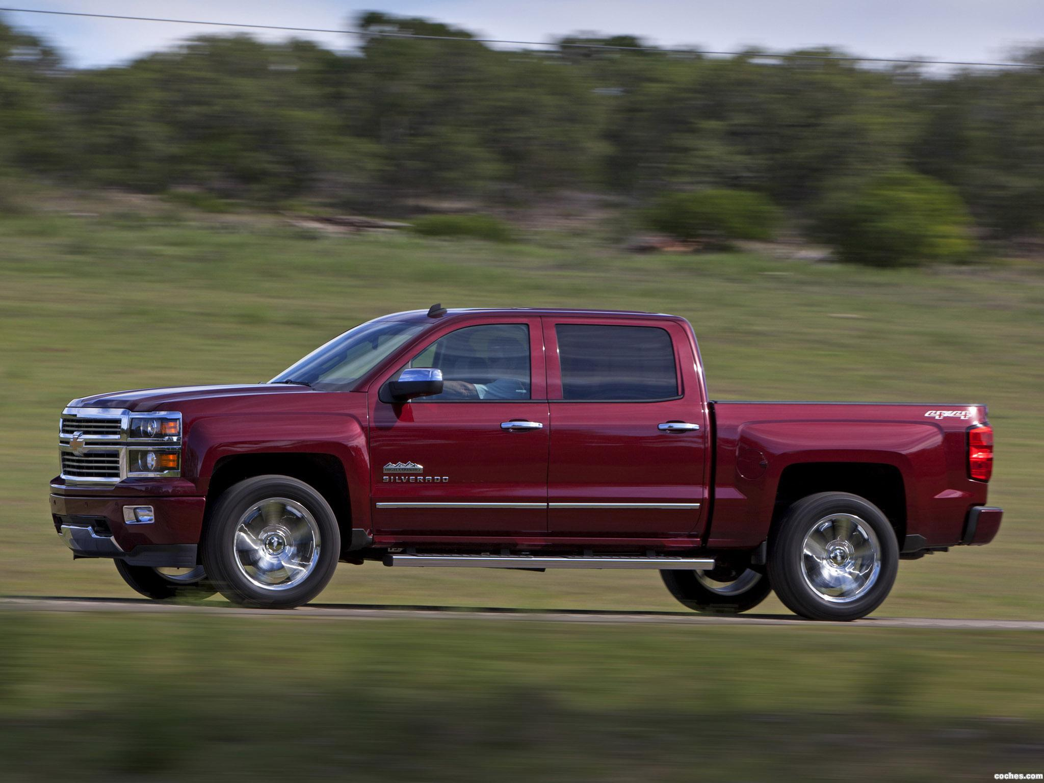 Foto 10 de Chevrolet Silverado High Country Crew Cab 2013