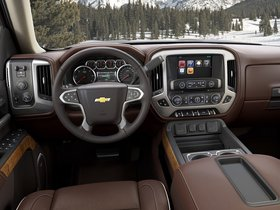 Ver foto 19 de Chevrolet Silverado High Country Crew Cab 2013