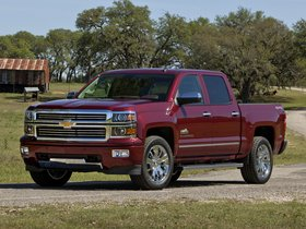 Ver foto 10 de Chevrolet Silverado High Country Crew Cab 2013
