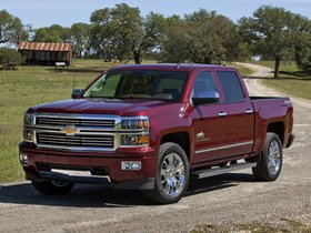 Ver foto 9 de Chevrolet Silverado High Country Crew Cab 2013