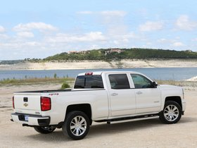 Ver foto 5 de Chevrolet Silverado High Country Crew Cab 2013