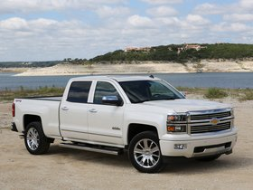 Ver foto 4 de Chevrolet Silverado High Country Crew Cab 2013