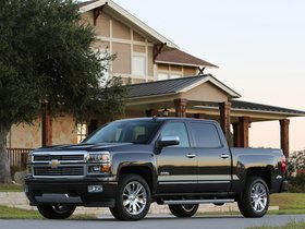 Ver foto 3 de Chevrolet Silverado High Country Crew Cab 2013