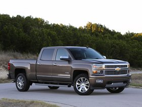 Ver foto 1 de Chevrolet Silverado High Country Crew Cab 2013