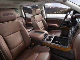 Ver foto 18 de Chevrolet Silverado High Country Crew Cab 2013