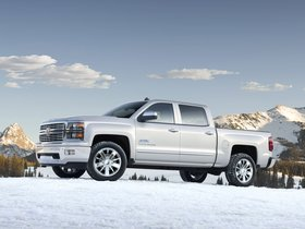 Ver foto 17 de Chevrolet Silverado High Country Crew Cab 2013